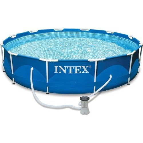Intex Metal Frame Pool 366x76cm Including Pump Outdoor Buy Online In South Africa From