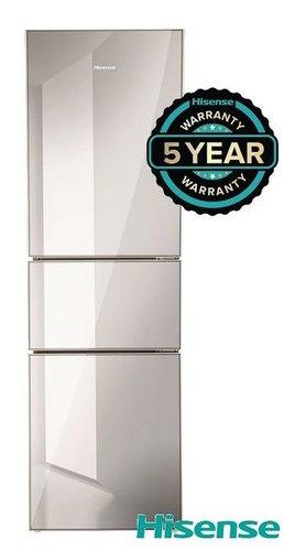 Hisense 3-Door Mirror Fridge (212L)   Kitchen & Home   Buy