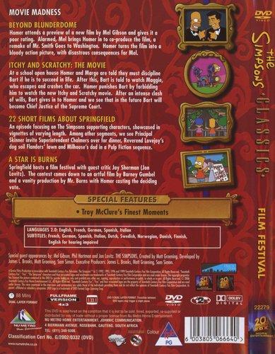 Simpson Film Festival (DVD) | Movies & TV | Buy online in