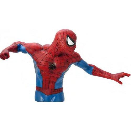 Картинки по запросу Marvel Bust Banks - Spider Man
