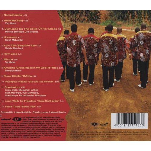 Ladysmith Black Mambazo - Long Walk To Freedom (CD) | Music