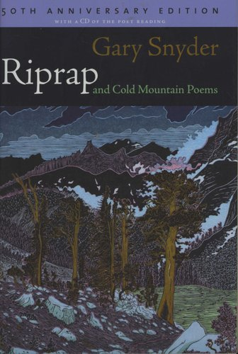 Riprap And Cold Mountain Poems Hardcover Anniversary