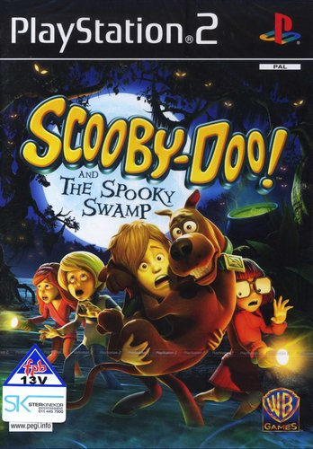Scooby Doo 2 Spooky Swamp Playstation 2 Dvd Rom Games Buy