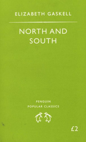 North And South Elizabeth Gaskell Book
