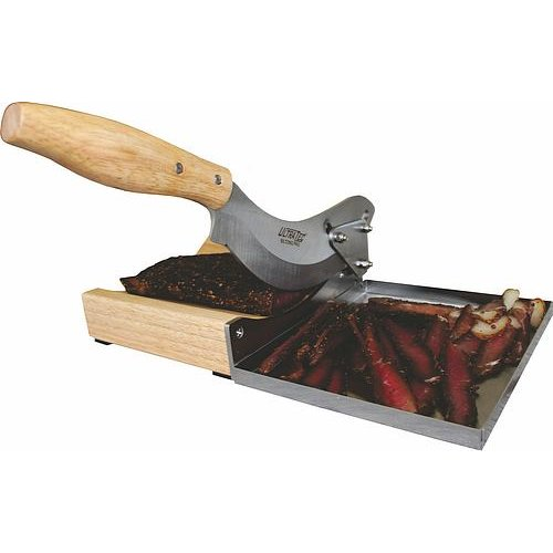 Ultratec Biltong-pro Radiused Cutter With Magnetic Stainless