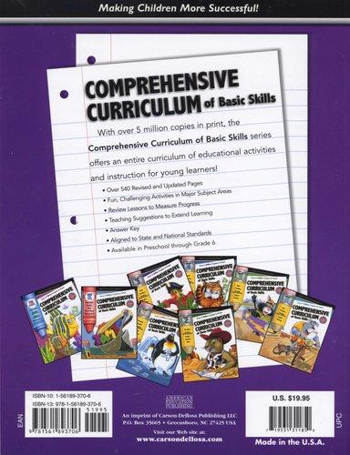 Comprehensive Curriculum of Basic Skills, Grade 3 (Paperback