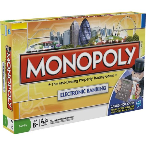 Monopoly Electronic Banking Edition Toys Buy Online In South