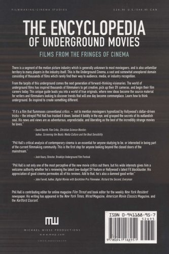 The Encyclopedia of Underground Movies - Films from the