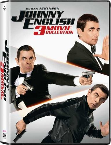 Johnny English 3 Online