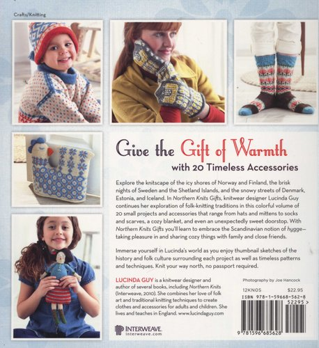 9acc0f30a Northern Knits Gifts - Thoughtful Projects Inspired by Folk ...