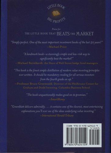 The Little Book That Still Beats the Market (Hardcover