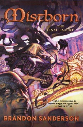 Mistborn - Final Empire (Hardcover): Brandon Sanderson
