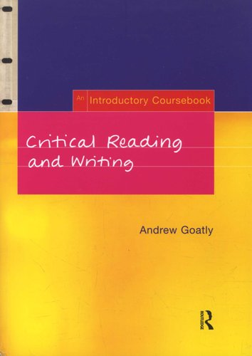 tips for critical reading