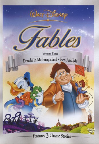 Prime Disney Fables Volume 3 Donald In Mathmagicland Ben And Machost Co Dining Chair Design Ideas Machostcouk