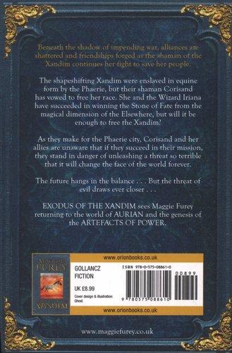 Exodus of the Xandim (GOLLANCZ S.F.)