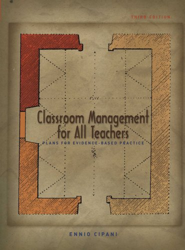 Classroom Management For All Teachers Plans For Evidence Based