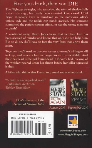Killing Me Softly Paperback Original Ed Maggie Shayne