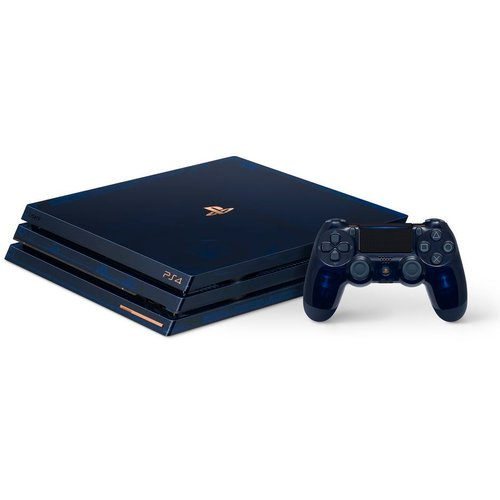 Sony PlayStation 4 Pro 500 Million Limited Edition Console