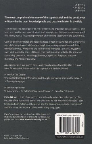 Supernatural (Paperback): Colin Wilson: 9781907486555   Books   Buy