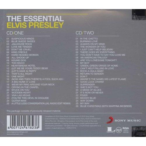 Elvis Presley The Essential Cd Music Buy Online In