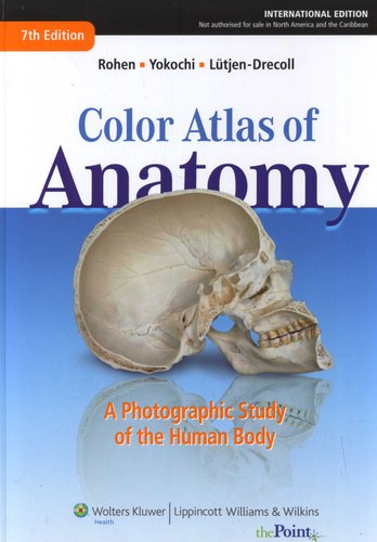 Color Atlas of Anatomy - A Photographic Study of the Human Body ...