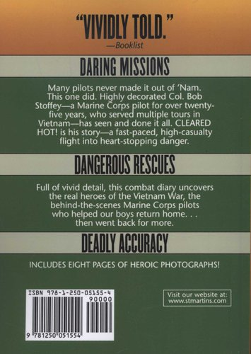 Cleared Hot! - A Marine Combat Pilot's Vietnam Diary