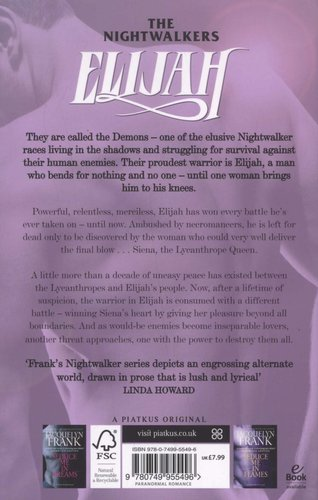 Elijah Number 3 In Series Paperback Digital Original Jacquelyn