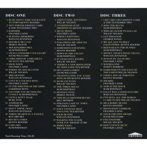 294a469fb7c91 Gentlemen Of Country (CD): Various Artists | Music | Buy online in ...