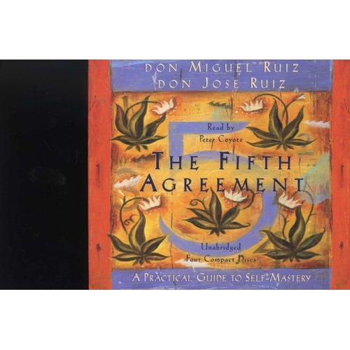 The Fifth Agreement Cd Don Miguel Ruiz Don Jose Ruiz
