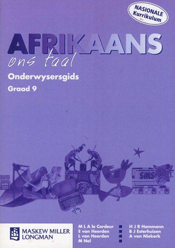 grade 9 afrikaans test