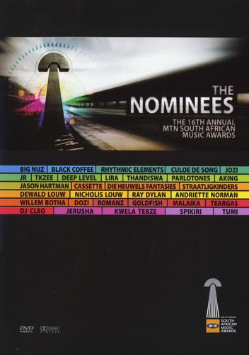 The Nominees - The 16th Annual MTN SAMA's (DVD): Various Artists