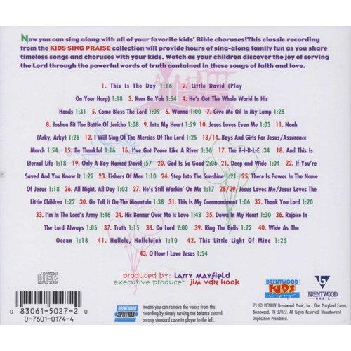 Kids Sing Praise, Volume 1 - 43 Praise, Scripture and Sing