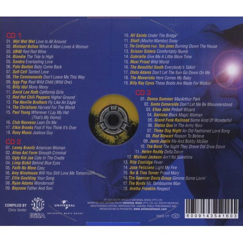 The Only Covers Album You'll Ever Need (CD): Various Artists