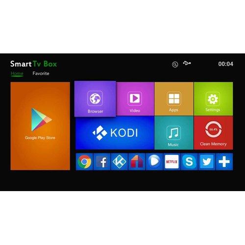 X96 Mini 16GB Quad-Core 4K Media Player (Android 7 1