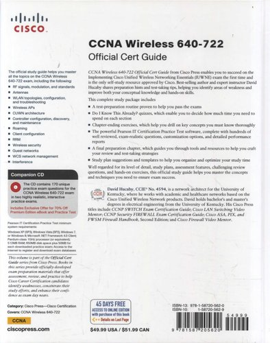 Ccna Wireless 640-722 Ebook