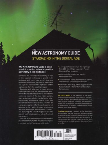 New Astronomy Guide - Stargazing in the Digital Age