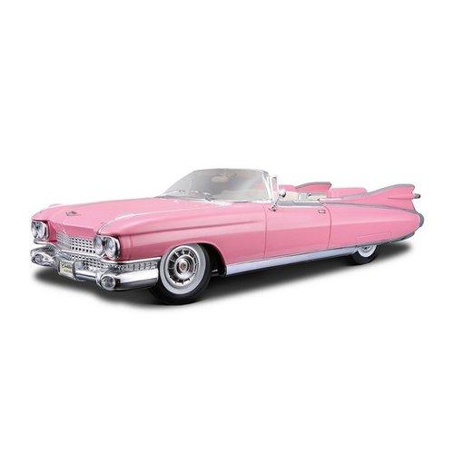 Maisto Die Cast Model Cadillac Eldorado 59 1 18 Toys Buy