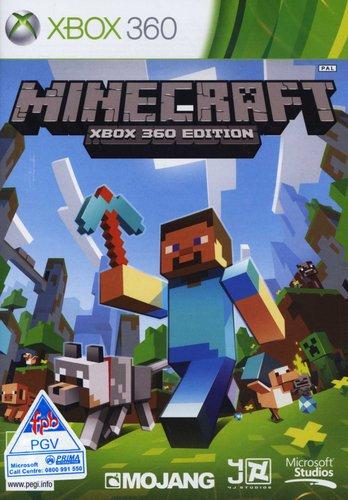 xbox 360 roms descargar minecraft