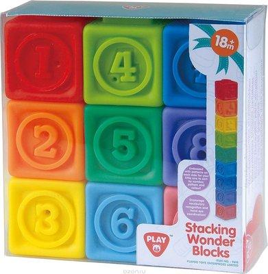 Prime Other Toys Playgo Stacking Wonder Blocks 9 Pieces For Creativecarmelina Interior Chair Design Creativecarmelinacom