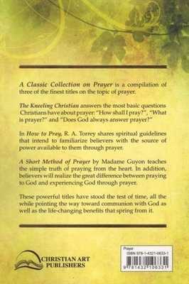 A Classic Collection on Prayer (Paperback): 9781432106331