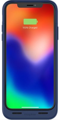 Zagg Mophie Juice Pack Air Charger Cover For Iphone X Blue Electronics Buy Online In South Africa From Loot Co Za Mophie juice pack air 1720mah charging case for iphone x blue. loot
