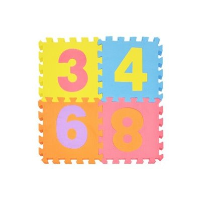 Puzzle Play Mats - Eva Puzzle Mats (Numbers 0-9) for sale ...
