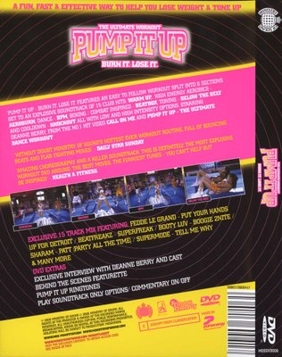Agata Pienio - Pump It Up - The Ultimate Workout (DVD