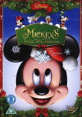 Twice Upon A Christmas.Mickey S Twice Upon A Christmas English Spanish Portuguese Dvd Bidorbuy Co Za