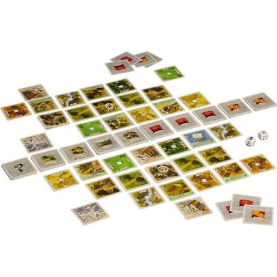 Board Games Catan Rivals For Catan Deluxe Edition Card Game For