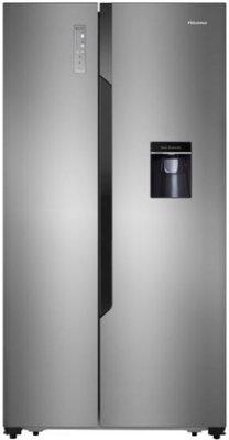 Hisense Side By Side Refrigerator (600L)