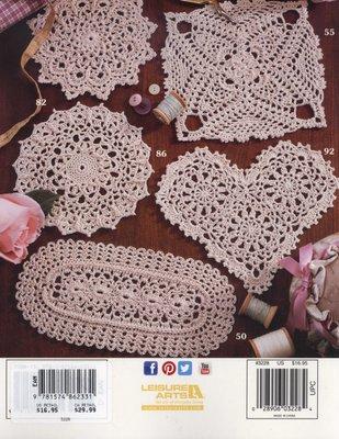 99 Little Doilies Paperback Patricia Kristoffersen 9781574862331