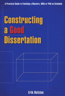 Purchase a dissertation good