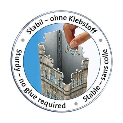 07783e88c 3D Puzzles - Ravensburger Tower Bridge 3D Puzzle (216 Pieces) for ...