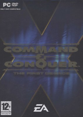 Command & Conquer - The First Decade (PC, DVD-ROM) | Games